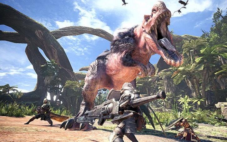 Гайд Monster Hunter: World – как убить Анджаната (Anjanath)