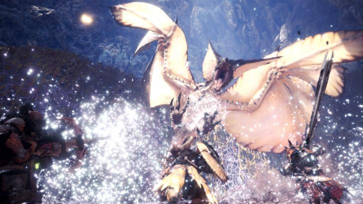 Гайд Monster Hunter: World – как убить Legiana