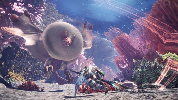 Гайд Monster Hunter: World – как убить Paolumu