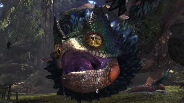 Гайд Monster Hunter: World – как убить Pukei-Pukei