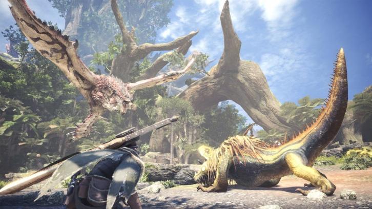 Гайд Monster Hunter: World – как убить Великого Яграса