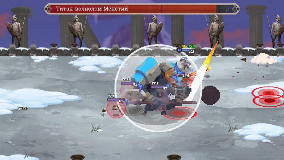 Full Metal Furies обзор игры