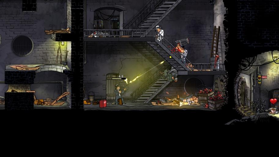 Guns, Gore & Cannoli 2 обзор игры
