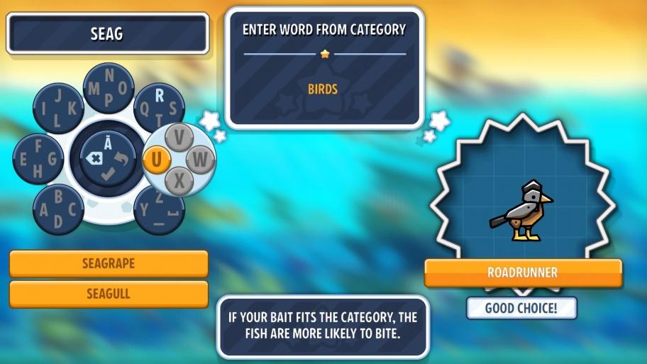 Scribblenauts Showdown обзор игры