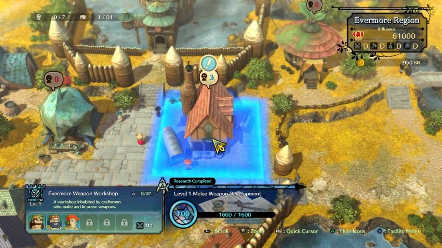 Ni no Kuni II: Revenant Kingdom обзор игры