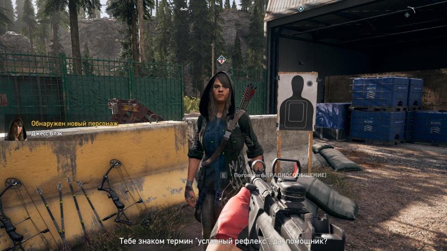 Прохождение Far Cry 5 – Иакова (Горы Уайттейл)