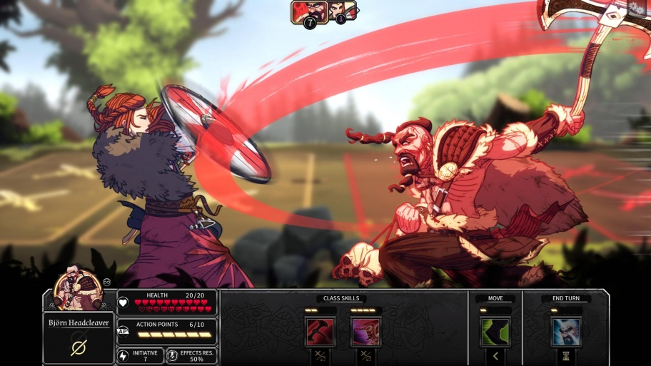 Dead In Vinland обзор игры