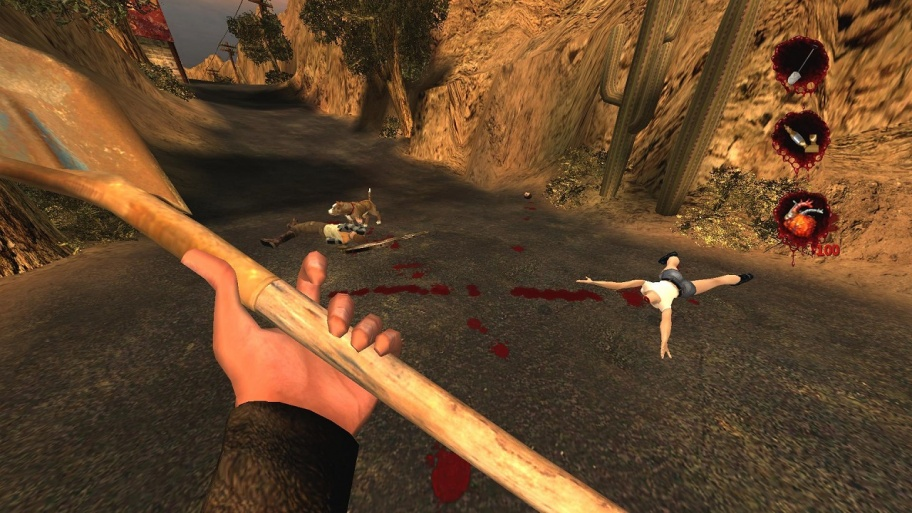 Глаз на джойстик натяну — история насилия в играх