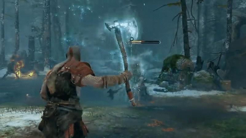 God of War (2018) обзор игры