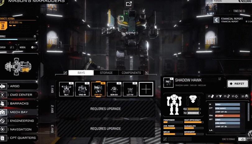 BattleTech обзор игры