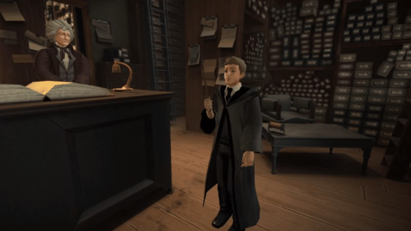 Harry Potter: Hogwarts Mystery обзор игры