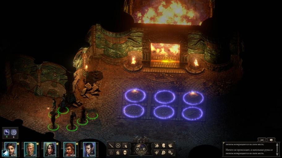 Pillars of Eternity II: Deadfire обзор игры