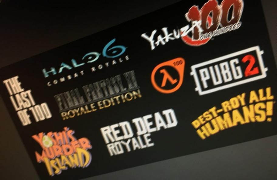 Какие королевские битвы ждать на E3 2018?
