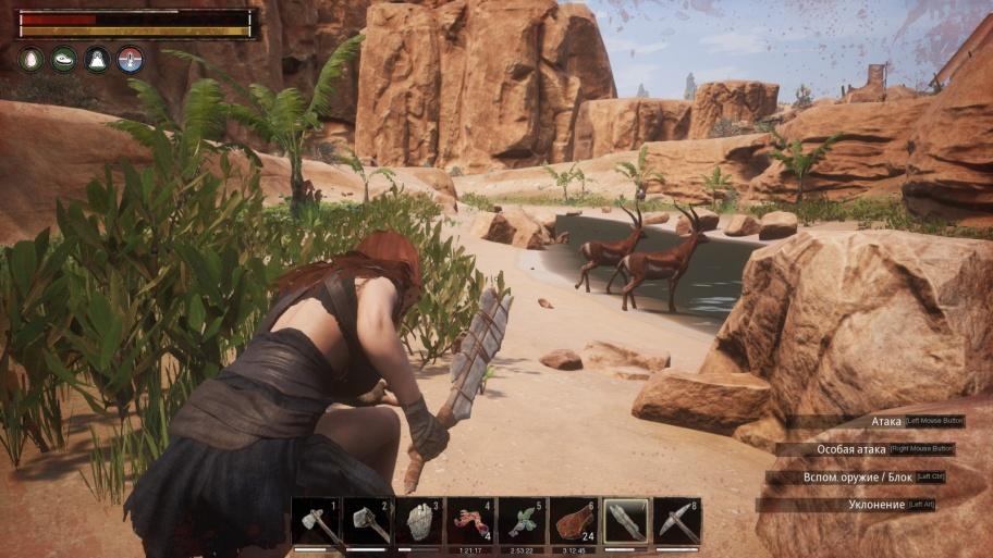Conan Exiles обзор игры