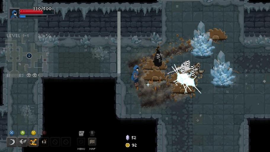 Wizard of Legend обзор игры