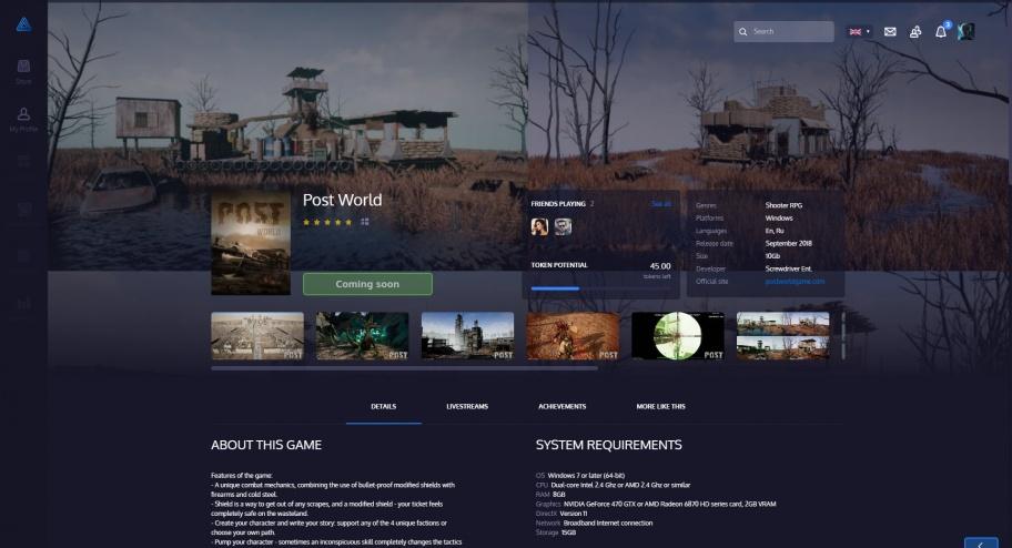 Блокчейн против Steam — интервью с The Abyss и Kingsoft Cloud