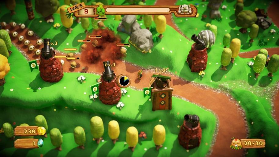 PixelJunk Monsters 2 обзор игры