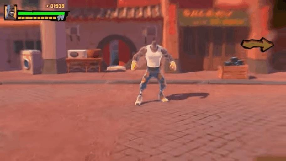 Shaq Fu: A Legend Reborn обзор игры