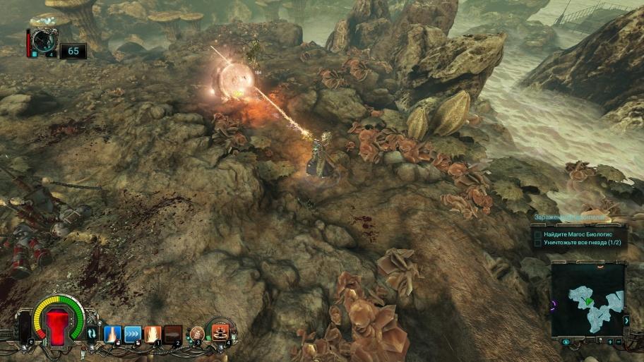 Warhammer 40,000: Inquisitor - Martyr: Обзор