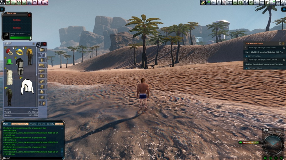 Entropia Universe: как мы пытались заработать в MMO