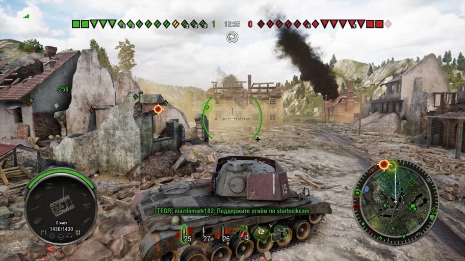 World of Tanks Console — всё об обновлении «Наёмники»