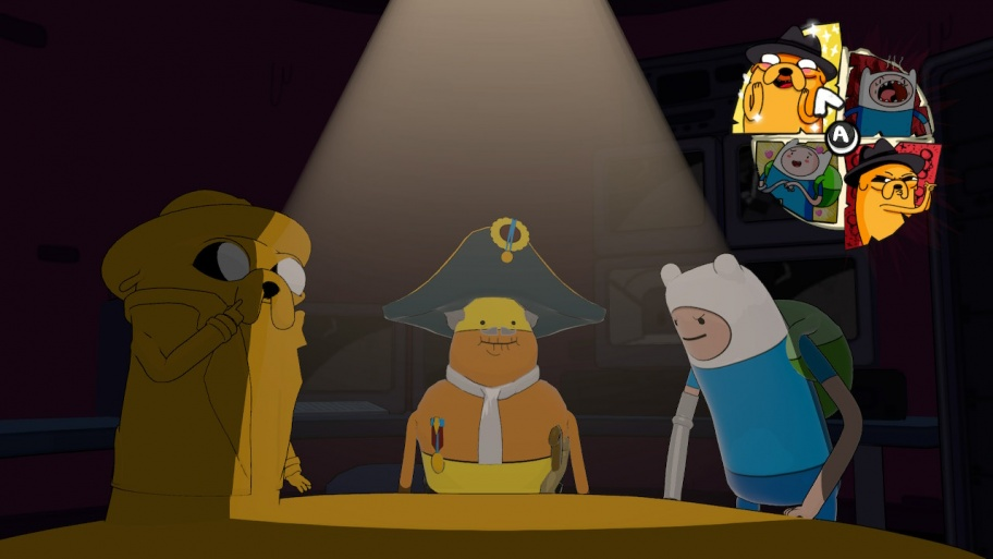 Adventure Time: Pirates of the Enchiridion обзор игры