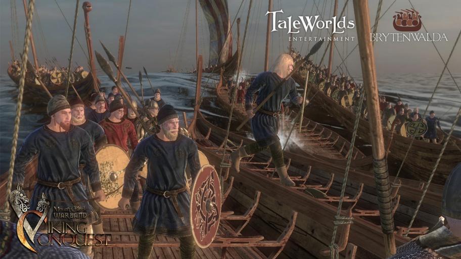 Тролль — в ребро, седина — в бороду! Лучшие игры про викингов
