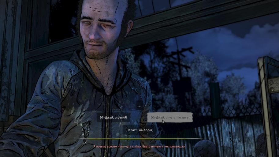 Прохождение The Walking Dead: Final Season – Episode 1