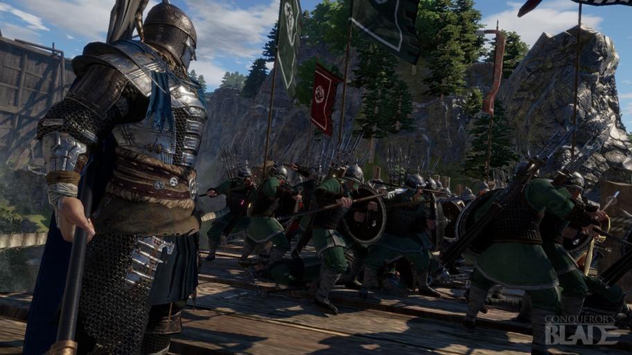 Conqueror's Blade интервью