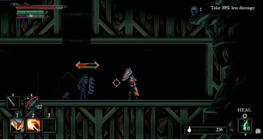 Death's Gambit обзор игры