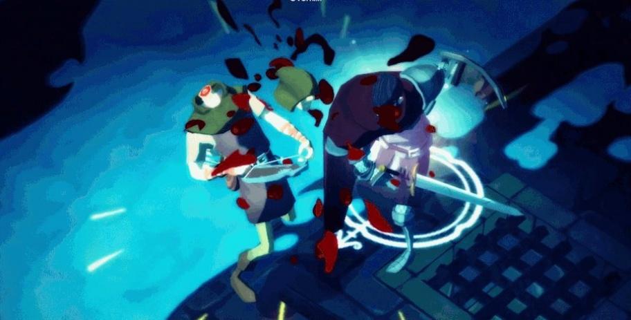 Sword Legacy Omen обзор игры