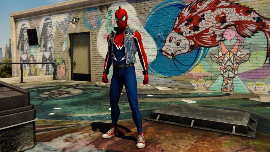 Как получить все костюмы в Marvel's Spider-Man