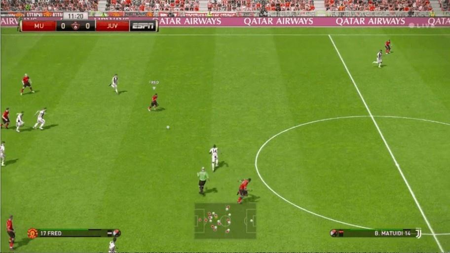 Pro Evolution Soccer 2019 обзор игры