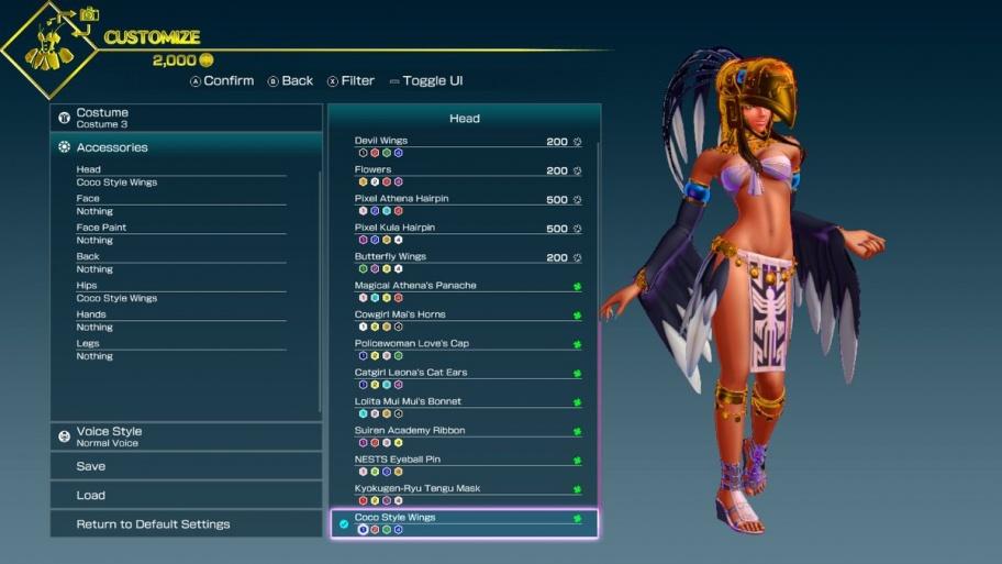 SNK Heroines: Tag Team Frenzy обзор игры