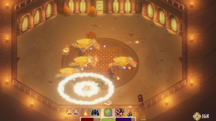 Gift of Parthax обзор игры