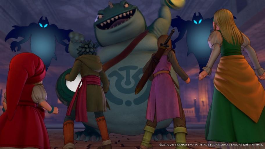 Dragon Quest XI обзор игры