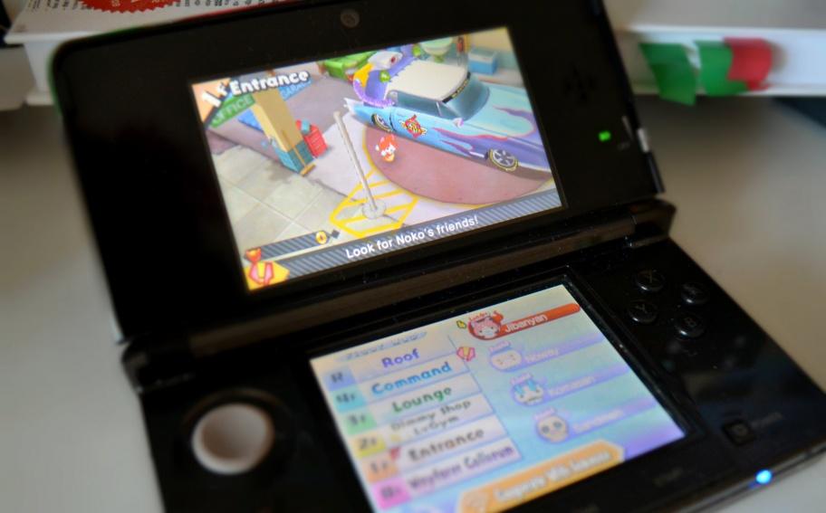 Yo-Kai Watch Blasters обзор игры