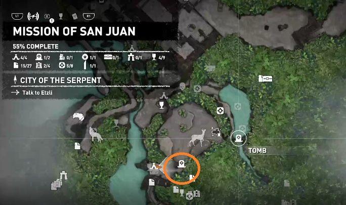 Как пройти все гробницы испытания в Shadow of the Tomb Raider