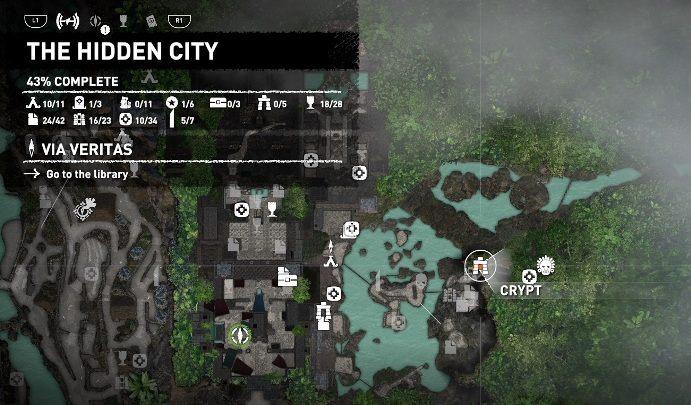 Как пройти все склепы в Shadow of the Tomb Raider