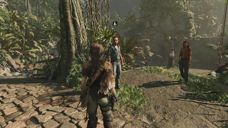 Прохождение побочных заданий Shadow of the Tomb Raider