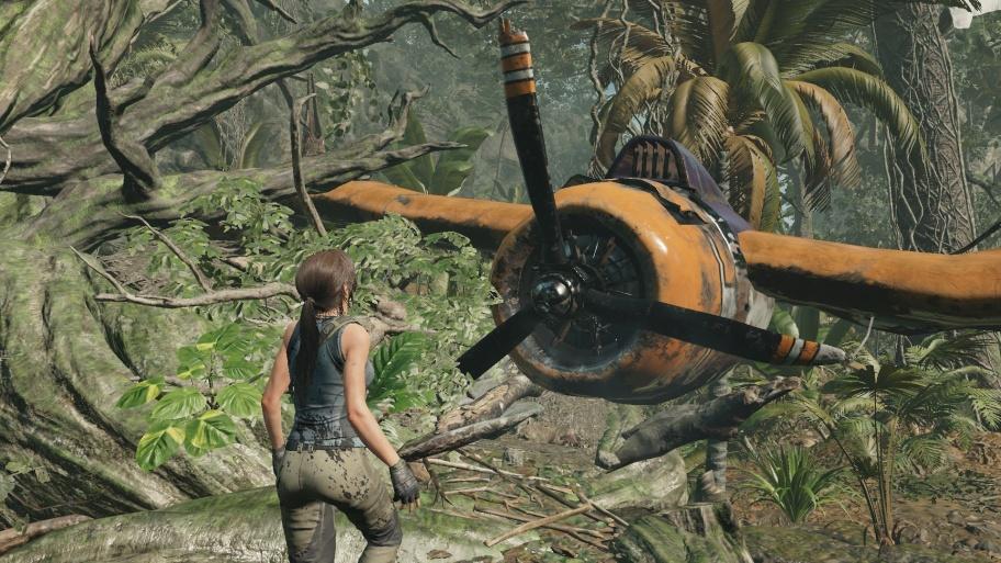 Прохождение Shadow of the Tomb Raider