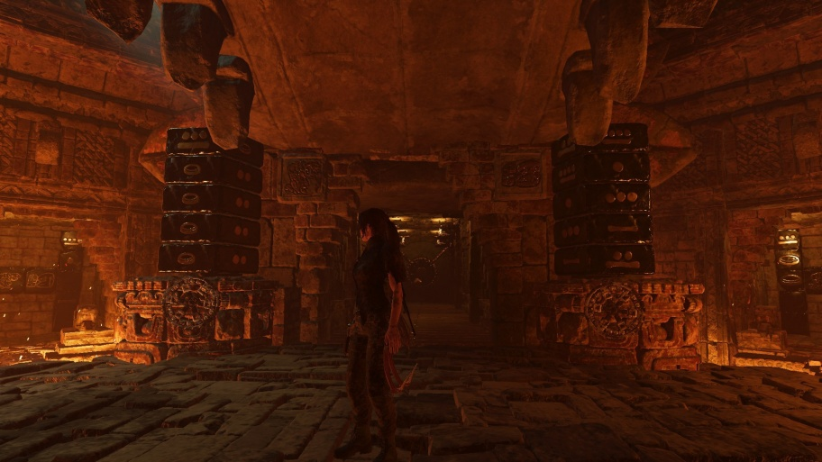 Проходження Shadow of the Tomb Raider
