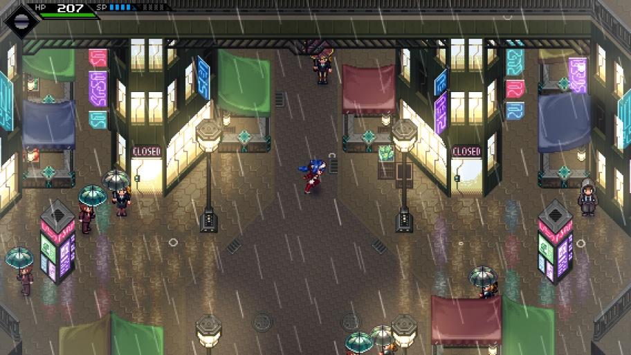 CrossCode обзор игры