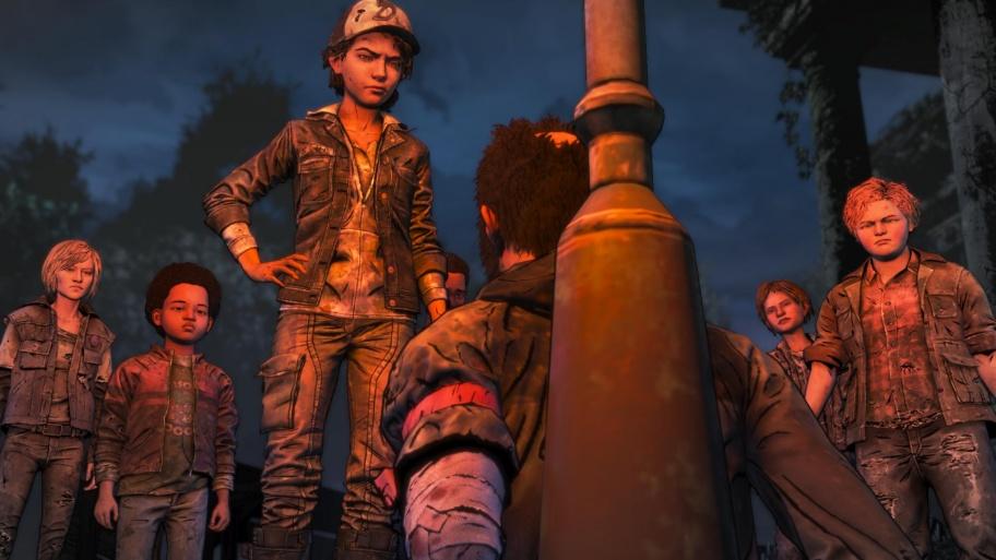 The Walking Dead: The Final Season. Episode 2 обзор игры