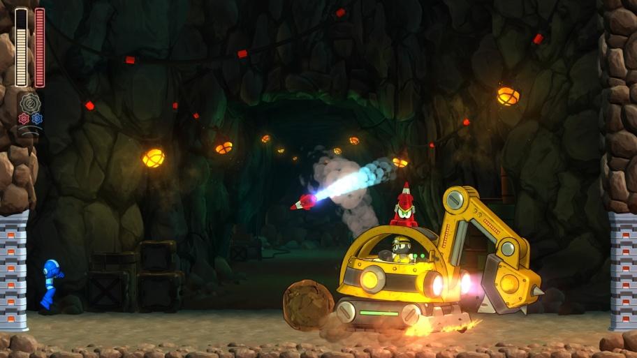 Mega Man 11 обзор игры
