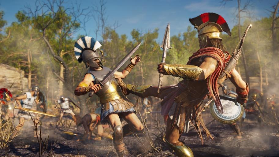 Как быстро заработать драхмы в Assassin's Creed Odyssey