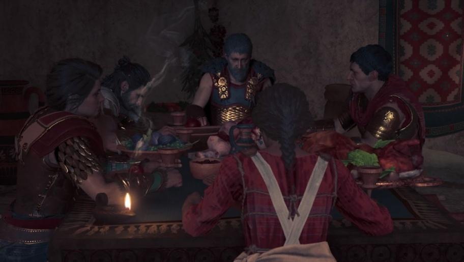 Как получить лучшую концовку Assassin's Creed Odyssey