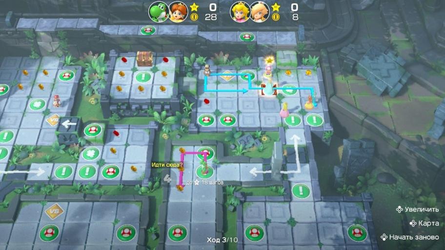 Super Mario Party обзор игры