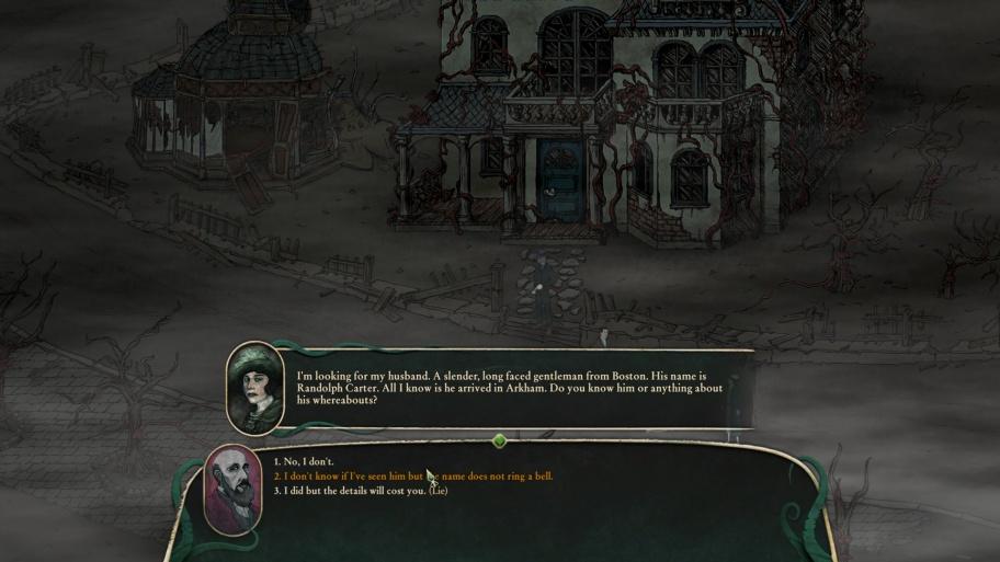 Stygian: Reign of the Old Ones обзор игры