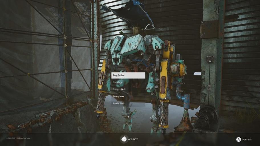 BioMutant превью обзор игры